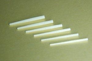 Восстановление зуба с применением стекловолоконного штифта