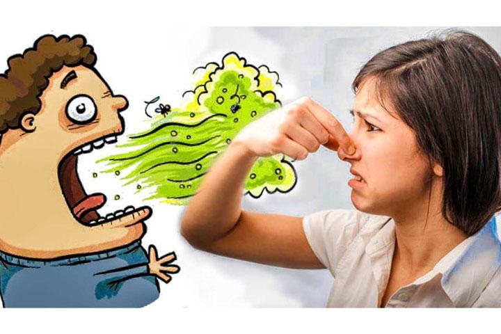 Запах изо рта: причины, способы устранения